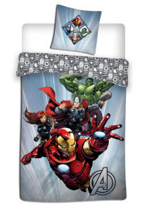 Marvel Bettdeckenbezug
