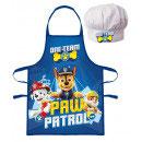 Kochschütze mit Mütze Paw Patrol 6