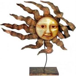 Dekofigur Sonne