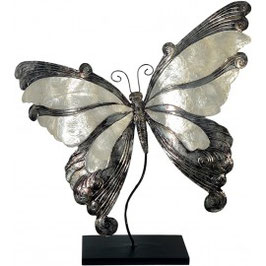 Dekofigur Schmetterling