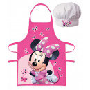 Kochschürze mit Mütze Minnie Mouse 2
