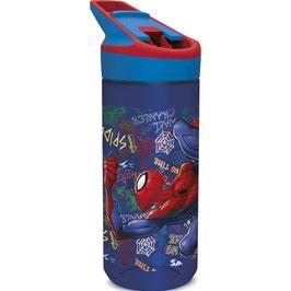 Spiderman Trinkflasche 2