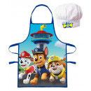 Kochschütze mit Mütze Paw Patrol 5