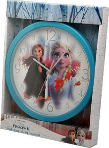Wanduhr Uhr Frozen II