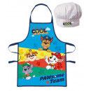 Kochschütze mit Mütze Paw Patrol 4