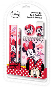 Schulbedarf Minnie Mouse