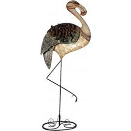 Dekofigur Flamingo