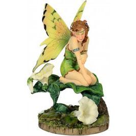 Morning Glory Fairy by Linda Ravenscroft
