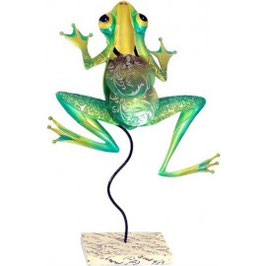 Dekofigur Frosch