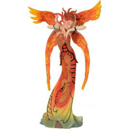 Phoenix Fairy by Linda Ravenscroft