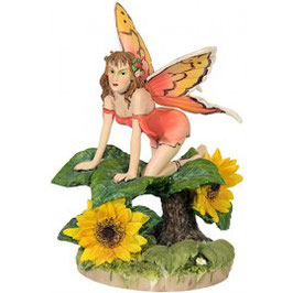 Sunflower Fairy by Linda Ravenscroft