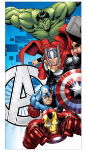 Strandtuch Avengers 2