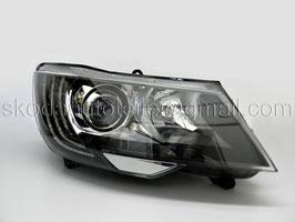 Bi-Xenon Scheinwerfer LED rechts - original - SKODA SUPBERB II (3T)
