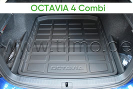 Kunststoffwanne für Kofferraum - original - SKODA OCTAVIA IV (NX5) Combi
