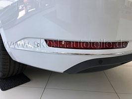 Chromleiste für Stoßstange (hinten) - original - SKODA SUPERB III (3V)