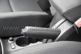 Handbremshebelgriff in Leder für Fahrzeuge mit Jumbo-Box - original - SKODA OCTAVIA II, SUPERB II, YETI