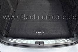 Textilmatte für Kofferraum - original - SKODA OCTAVIA III (5E) Combi