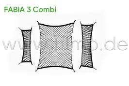Netzprogramm schwarz - original - SKODA FABIA III (6V) Combi