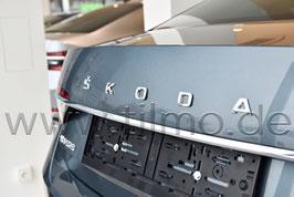 """Schriftzug Emblem Heckklappe """"SKODA"""" - original - original - SKODA SUPERB III (3V)"""