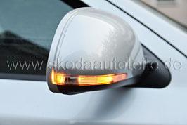 Spiegelblinker Blinker LED - RECHTS - original - SKODA SUPBERB (3T), OCTAVIA 1Z FL