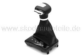 DSG Schaltknauf + Abdeckung - original - SKODA SUPERB II (3T) Vorfacelift