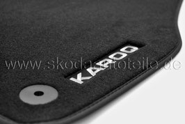 SET Fußmatten Prestige - original - SKODA KAROQ (NU)