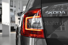 LED Rückleuchte (links) - original - SKODA OCTAVIA III Facelift (5E) Combi