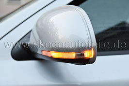 Spiegelblinker Blinker LED - LINKS - original - SKODA SUPBERB (3T), OCTAVIA 1Z FL
