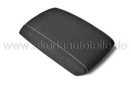 Armlehne Stoff (für Jumbo Box) - original - SKODA OCTAVIA II, YETI