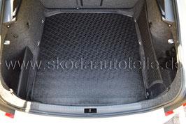 Gummimatte für Kofferraum - original - SKODA OCTAVIA III (5E) Limo