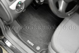 Fußmatten Premium Prestige - original - SKODA YETI (5L)