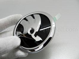 NEU Emblem Logo glänzend - original - SKODA RAPID