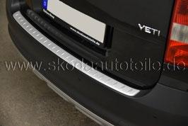 Ladekantenschutzleiste ALU-Optik - SKODA YETI (5L)