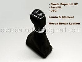 L&K Schaltknauf DSG - original - SKODA SUPERB II (3T) Facelift