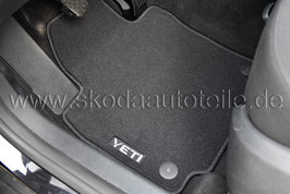 Fußmatten Standard - original - SKODA YETI (5L)