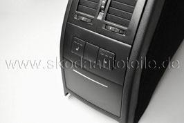 JUMBO BOX Armlehne  - Sitzheizung - original - SKODA OCTAVIA II, YETI