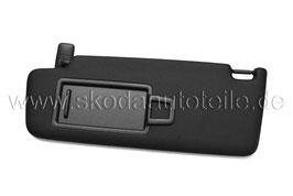 Sonnenblende Black (Fahrerseite) - original - SKODA OCTAVIA III RS (5E)