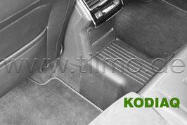 Gummifußmatte für Tunnel - original - SKODA KODIAQ