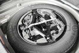 "Einbauset für Reserverad 16"" - original - SKODA SUPERB III (3V)"