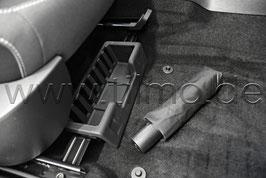 Halter für Taschenschirm / Regenschirm - original - SKODA FABIA III