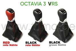 VRS Schaltknauf 6-GANG - original - SKODA OCTAVIA III RS (5E)