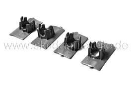 4x PDC Sensor Halter für Diffusor - original - SKODA KODIAQ