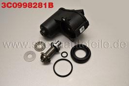 SET Stellmotor Bremssattel Parkbremse (hinten) 3C0998281B - original - VW