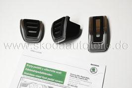 Pedalset UK (RHD) - original - SKODA OCTAVIA III (5E), VW Golf 7, Audi A3 8V, Seat Leon 5F (ohne OVP)