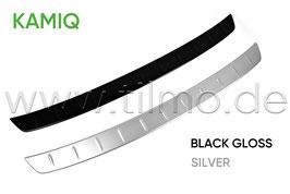 Ladekantenschutzleiste BLACK oder SILVER - original - SKODA KAMIQ