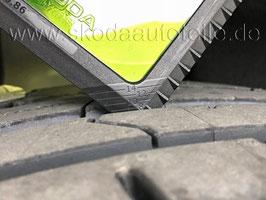 2019 Eiskratzer mit Reifenprofilmesser - original - SKODA