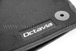 SET Textilfußmatten Standard - original - SKODA OCTAVIA II (1Z)