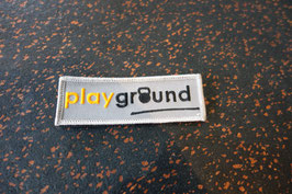 Playground Patch mit Klett klein
