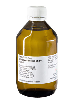 DMSO Dimethylsulfoxyd  99,9%