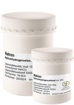 NATRON - Natriumhydrogencarbonat (min 99%)